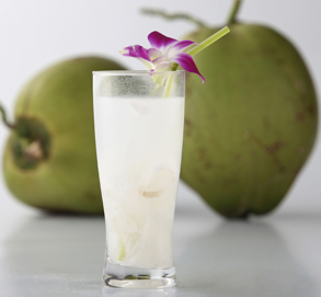 Coconut Water: Nature's electrolyte replacement drink