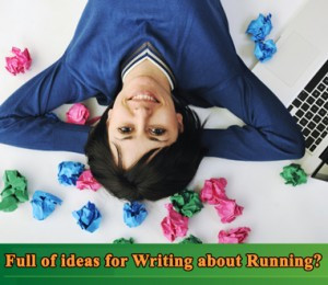We're looking for the next great Running Columnist!