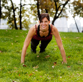 Basic upper body strengthening routine for runners