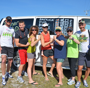 2012 Del Sol Ragnar Relay Team
